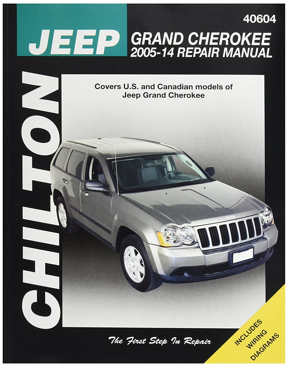 Chilton Chi40604 Jeep Grand Cherokee 05 14 Automotive Wiring Diagram For 2007 Srt8