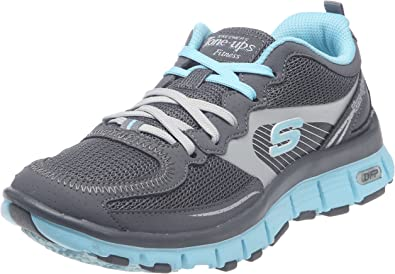 quite nice skate shoes buying cheap Skechers Tone-Ups Flex-Challenge, Chaussures tonifiantes femme ...