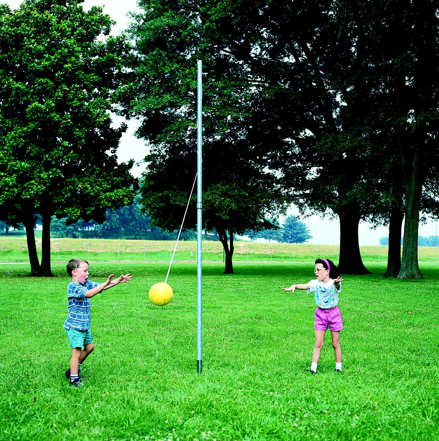 Sportime In-Ground Tetherball Pole by Sportime