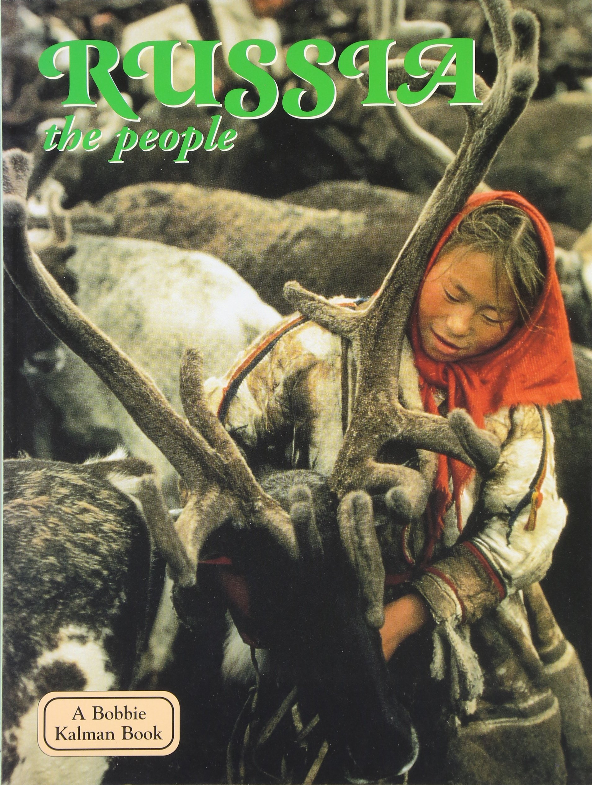 Russia - the people (Lands, Peoples, and Cultures) PDF