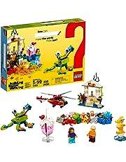LEGO Classic World Fun 10403 Building Kit (295 Piece)