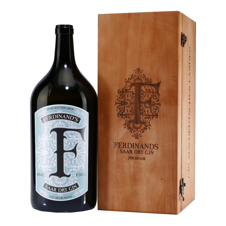 Ferdinand\'s Saar Dry Gin Jeroboam Geschenkkiste: Amazon.de: Bier ...