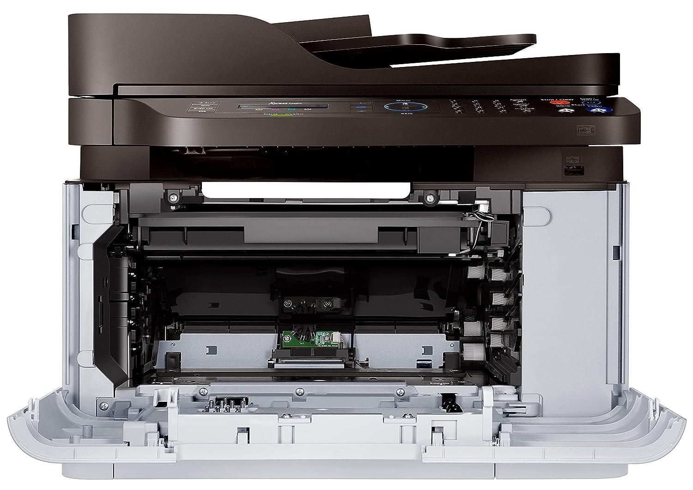 Samsung CL-C460FW/TEG - Impresora multifunción láser - B/N 19 PPM, color 4 PPM: Amazon.es: Informática