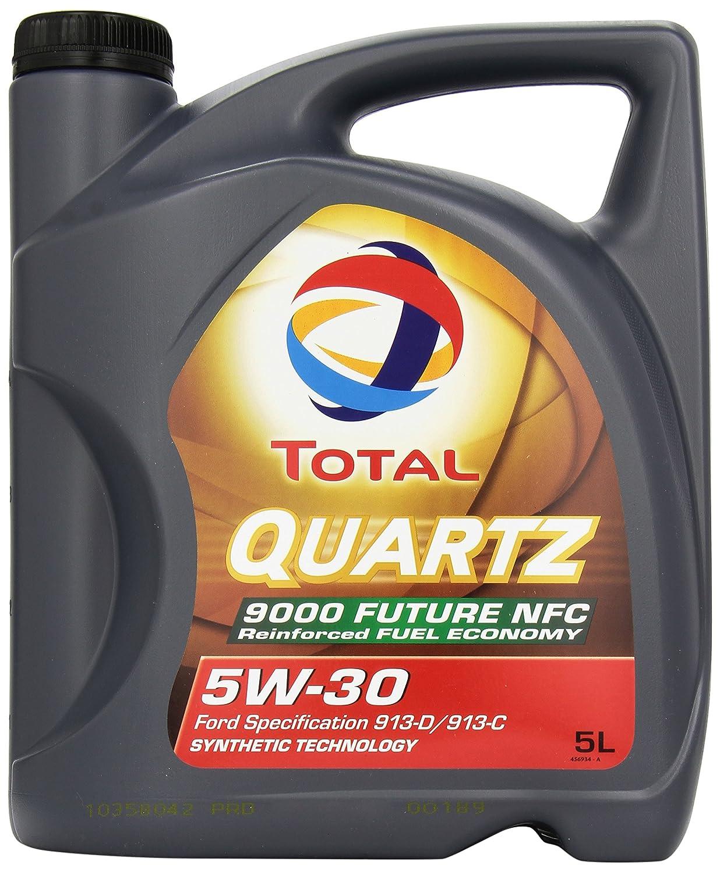 Total Quartz 5W-30 9000 Future NFC 5 l TOTAL Lubricants 5W-30 5L