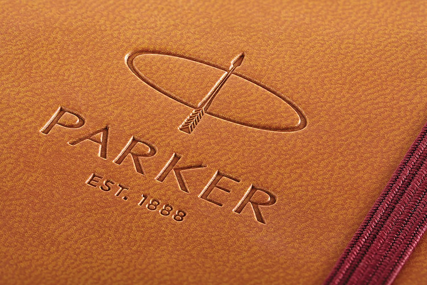 Parker Sonnet penna a sfera in acciaio inox set notebook