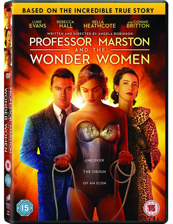 Professor Marston And The Wonder Women Dvd 2018 Movies Tv