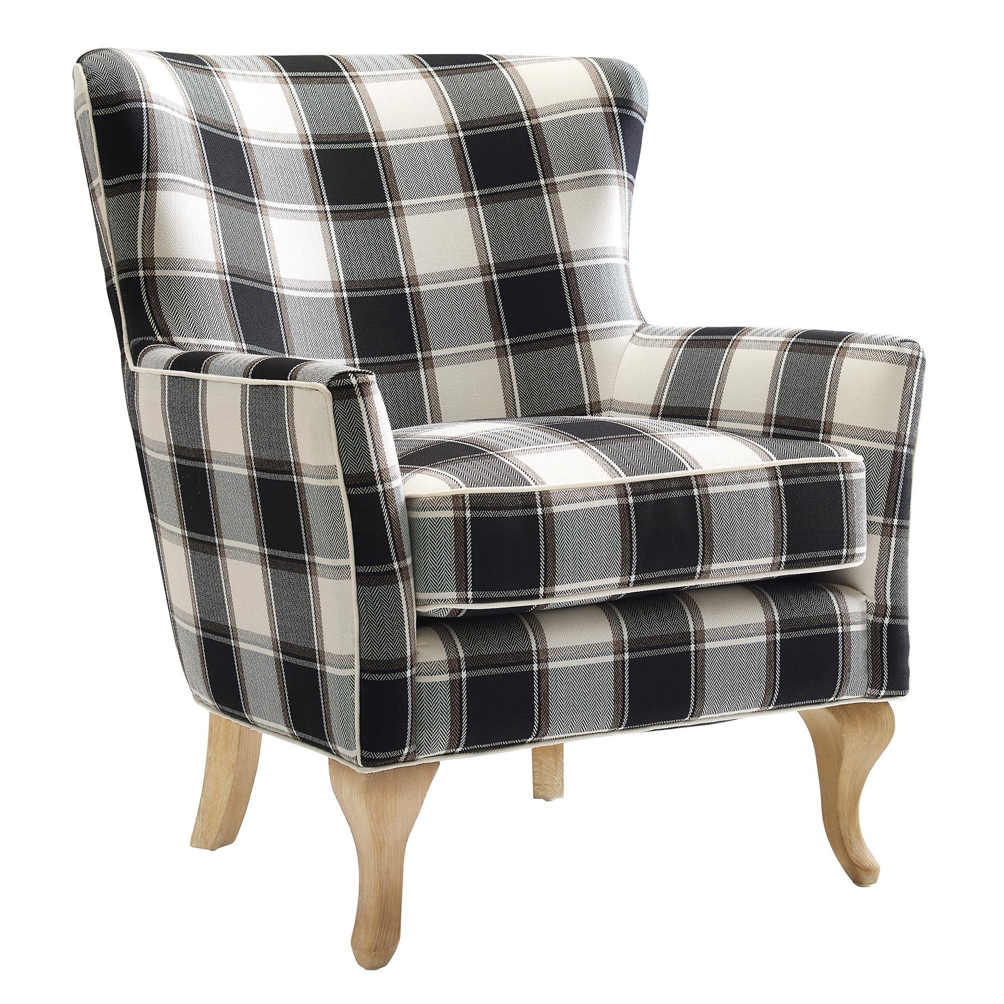 FlexLiving Accent Chairs, Black by FlexLiving