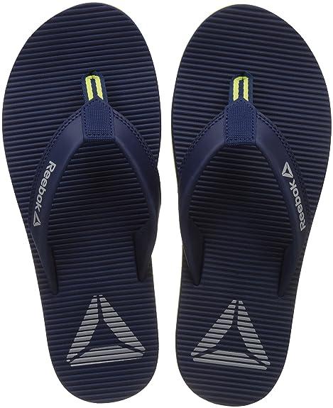 5093572f3a1a Reebok Men s Ultra Flip Blue Green Flip-Flops-11 UK India (45.5 EU ...