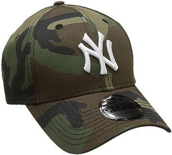 A NEW ERA Era NY Yankees 940 Liga Esencial Gorra, Hombre, Verde, Talla Única