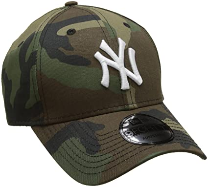 A NEW ERA Era NY Yankees 940 Liga Esencial Gorra, Hombre, Verde, Talla