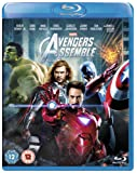 Avengers Assemble [Blu-ray] [Region Free] [2012]