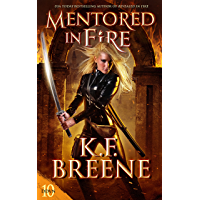 Mentored in Fire (Demon Days, Vampire Nights World Book 10)