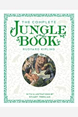 The Complete Jungle Book: with the Original Illustrations by Stuart Tresilian in Full Color Hardcover