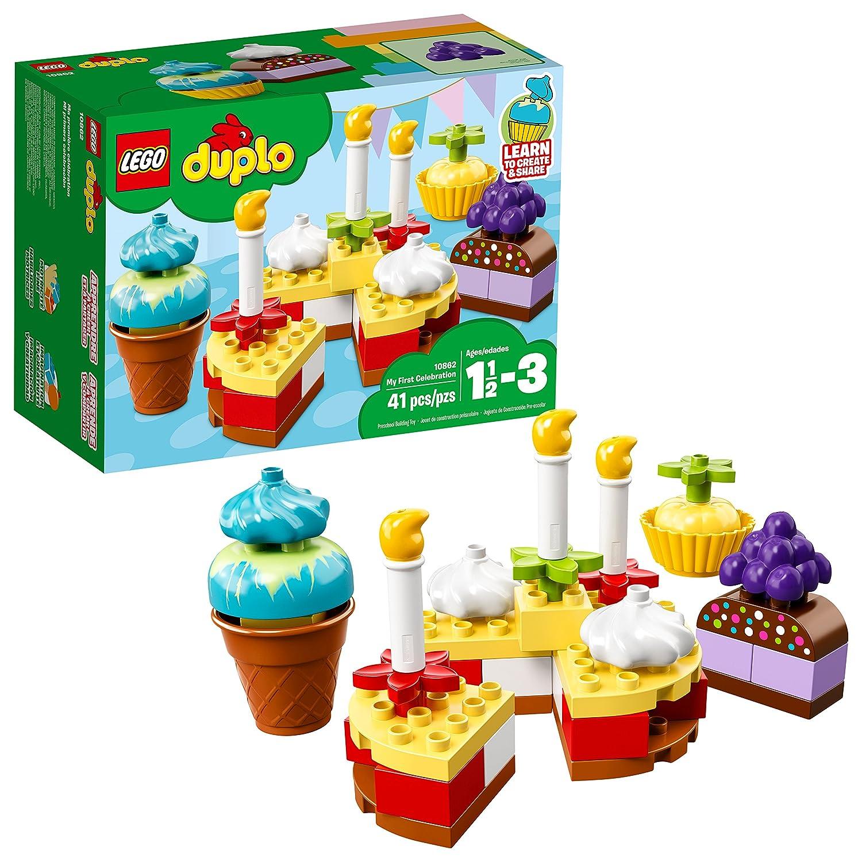 LEGO DUPLO My First Celebration 10862 Building Blocks (41 Piece)