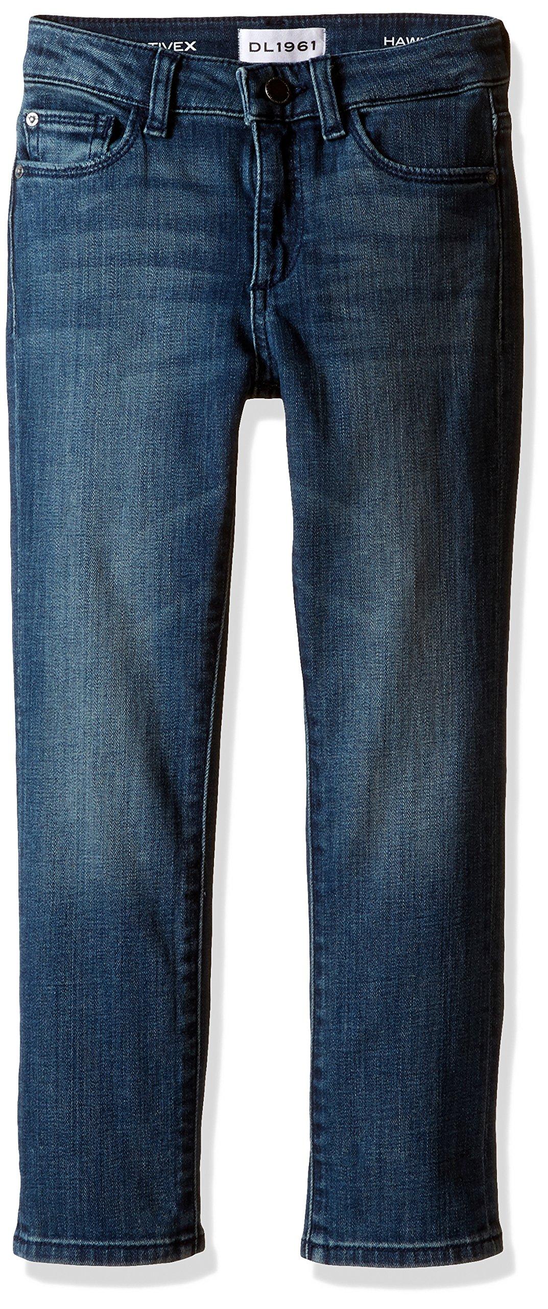 DL 1961 Toddler Boys' Hawke Skinny Jeans, Scabbard, 4
