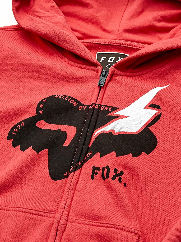 Fox Boys Big Youth Hellion Zip Fleece