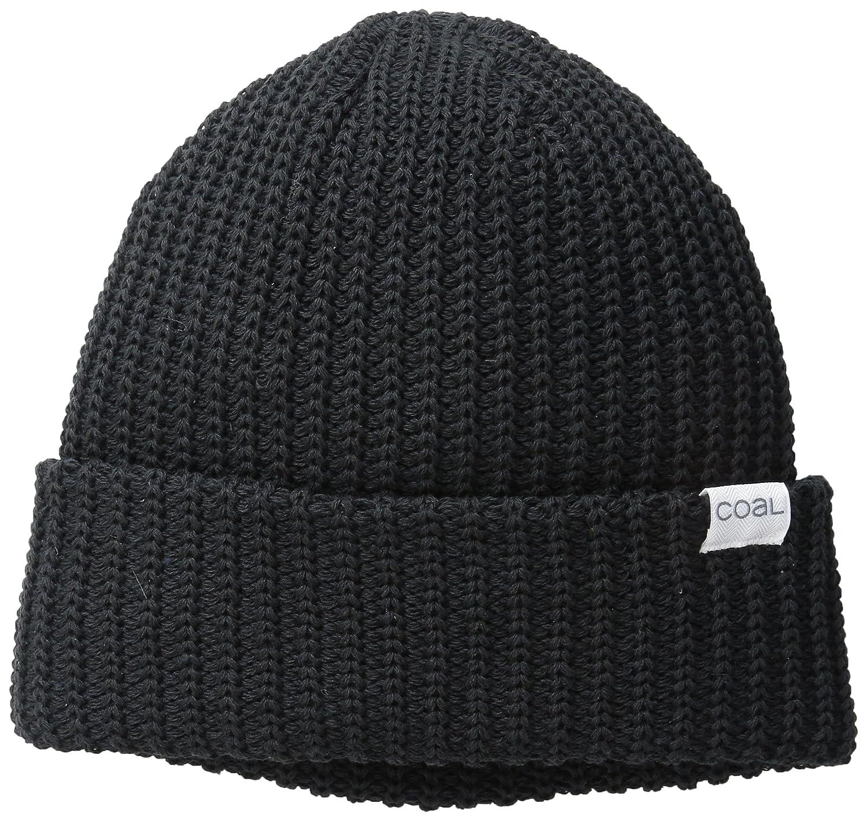 b58a251bc Coal Men's The Eddie Recycled Rib Knit Beanie Hat