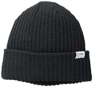 Amazon.com  Coal Men s The Eddie Recycled Rib Knit Beanie Hat  Clothing 4738a49b0dd