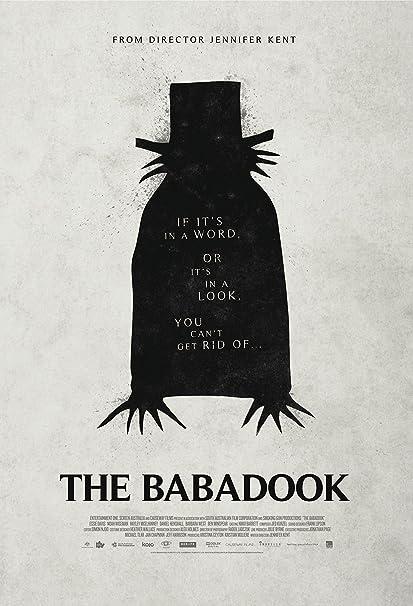 Resultado de imagem para babadook poster