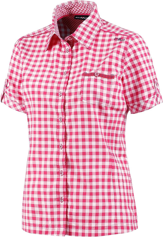 CMP Damen 3T64476 Outdoor Bluse