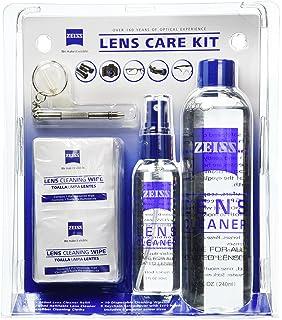 Zeiss Lens Care Kit - 8oz Lens Cleaner Refill, 2oz Refillable Lens Cleaner Spray,