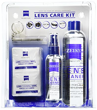 44ad6bc74210a Amazon.com  Zeiss Lens Care Kit - 8oz Lens Cleaner Refill