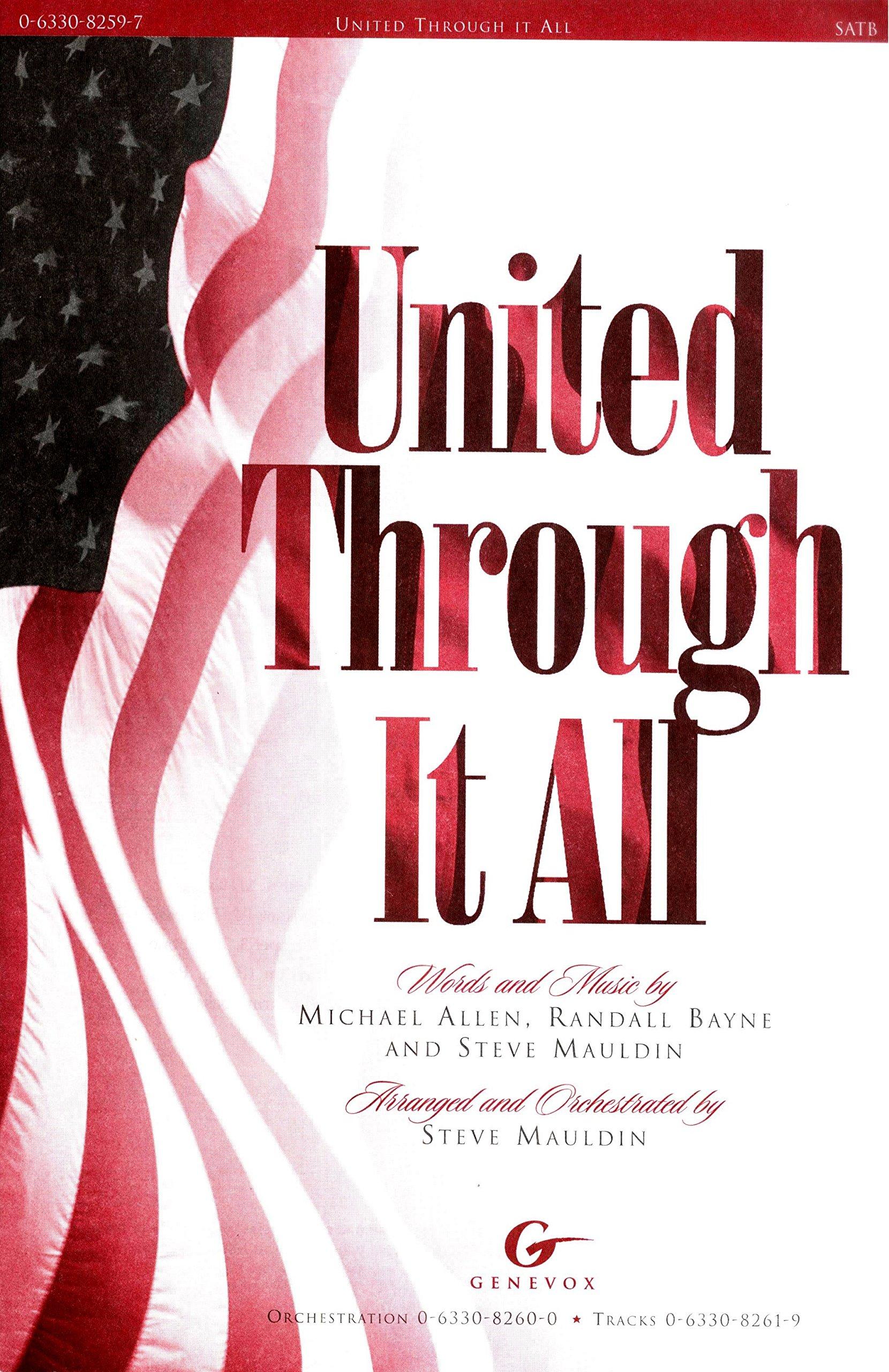 united through it all satb