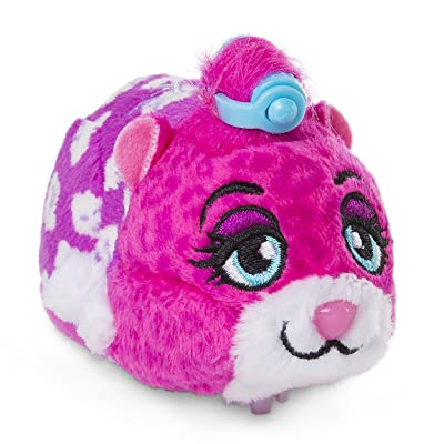 "ZhuZhu Pets Pajama Party Roxie 4"" Hamster Toy with Sound and Movement: Toys & Games"