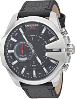 Amazon.com: Diesel On Mens Axial Touchscreen Stainless ...