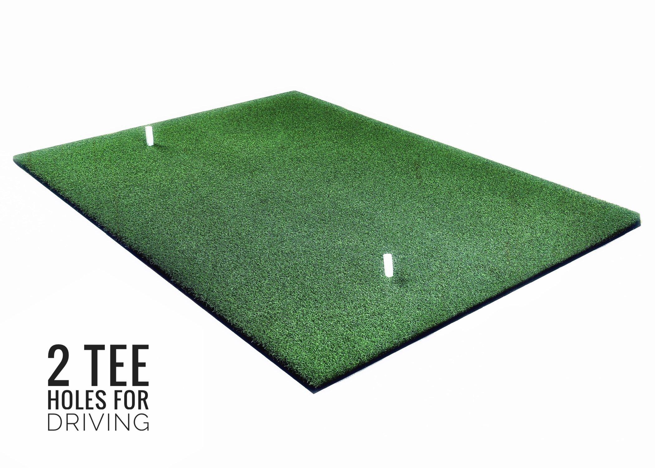 Fairway One Golf Hitting Mat (48in x 36in) by Motivo Golf by Motivo Golf (Image #6)