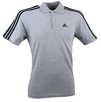 eb959075726290 adidas Herren Poloshirt Essentials 3-Stripes  Amazon.de  Bekleidung