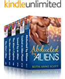 Tales from Angondra Complete Series (Books 1 - 6): A Sci-fi Alien Warrior Invasion Abduction Romance (English Edition)