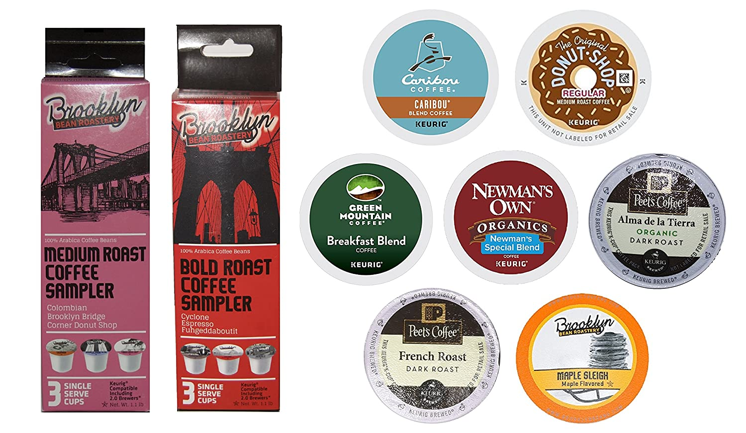 FREE K-Cups Coffee Sample Box after Amazon Credit