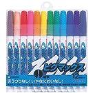 サクラクレパス 水性ペン ピグマックス 細字 12色 ZPK-S12