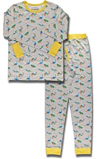 1705ef73a Amazon.com  New Jammies Organic Cotton Snuggly Pajamas  Pajama Sets ...