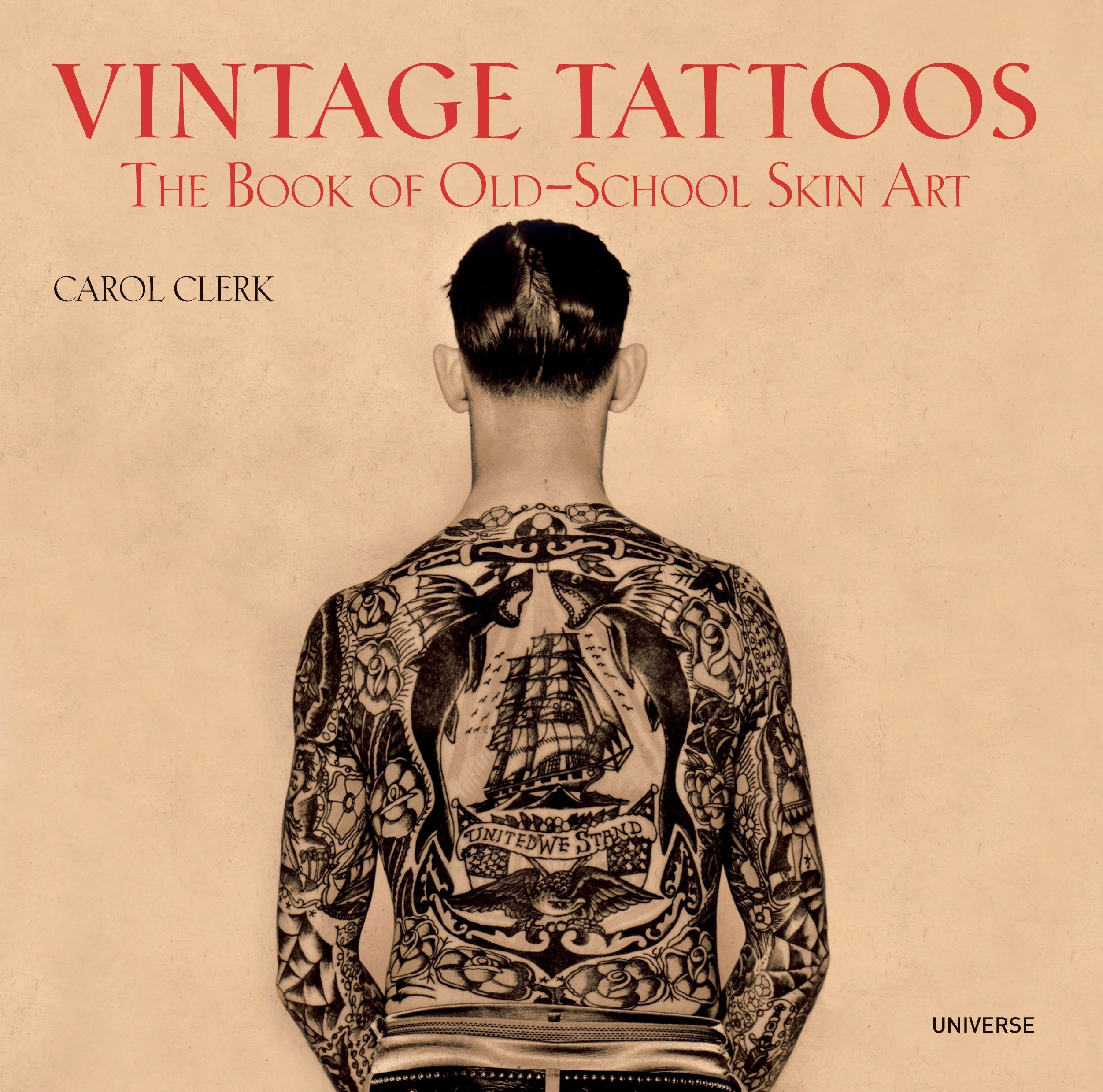 VINTAGE TATTOOS: Amazon.es: Clerk, Carol: Libros en idiomas ...