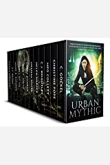 Urban Mythic Box Set: Twelve Novels of Adventure and Romance, featuring Norse and Greek Gods, Demons and Djinn, Angels, Fairies, Vampires, and Werewolves in the Modern World Kindle Edition
