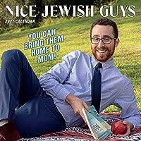Nice Jewish Guys Wall Calendar 2021