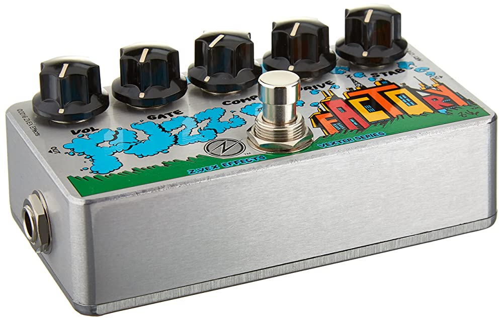 Top 5 Best Fuzz Pedal for Guitar (2020 Reviews & Buying Guide) 2