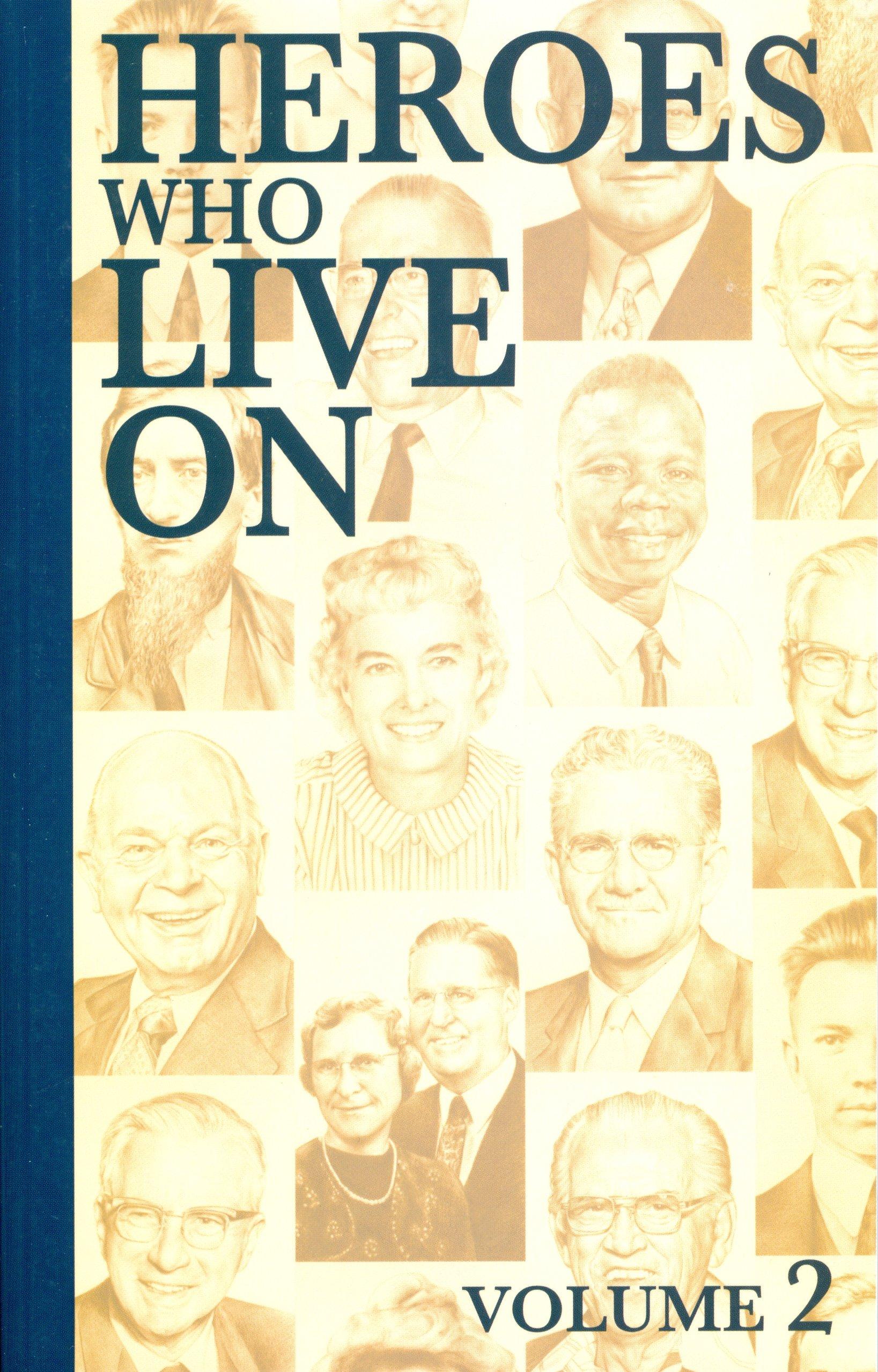 Download Heroes Who Live On Vol. 2 pdf epub