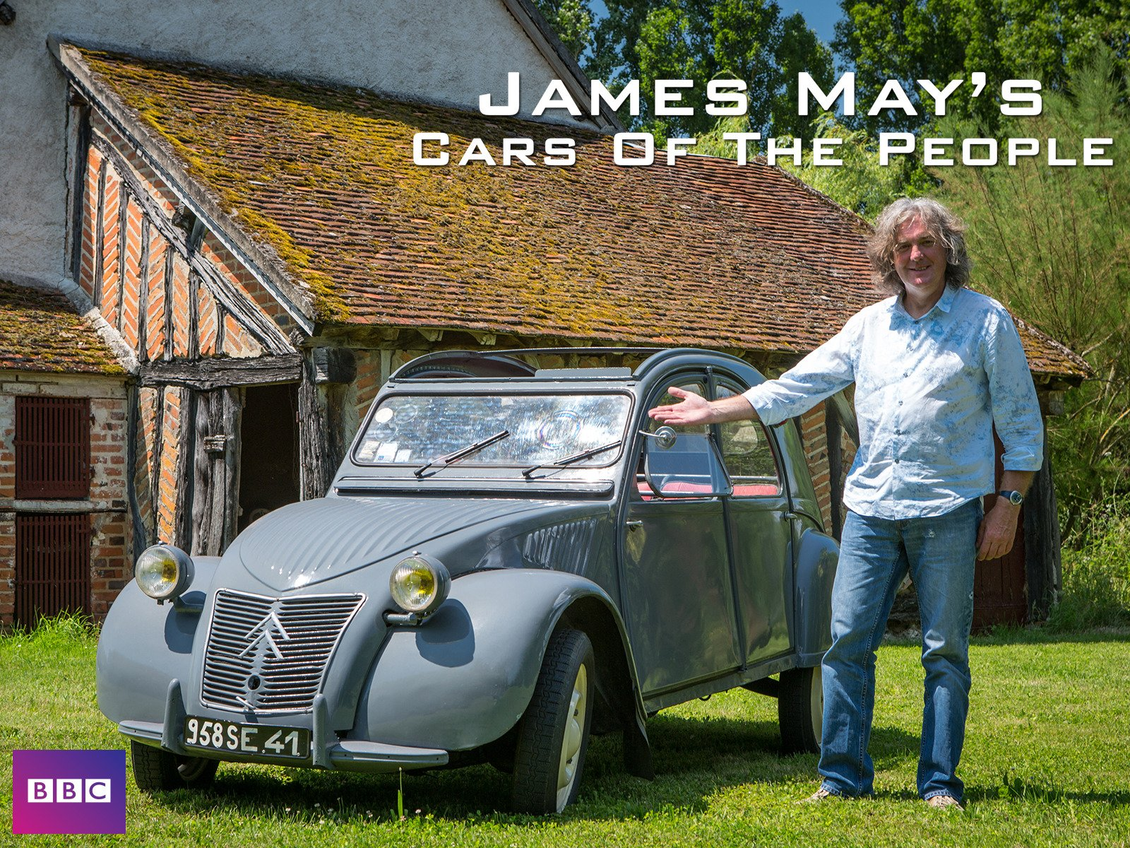 Amazon.com: James May\'s Cars of the People: James May, Tom Whitter ...