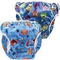 fakiku Costumino Contenitivo pañal, para bebés 0-36 Ajustable