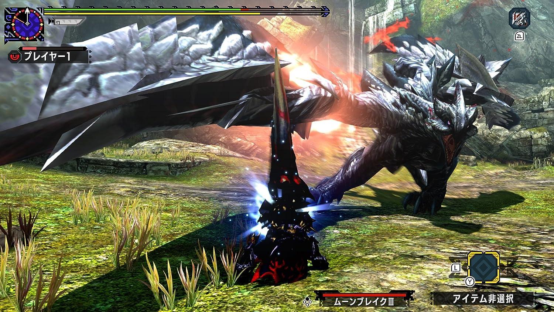 Amazon com: Monster Hunter XX Double Cross [Only In Japanese