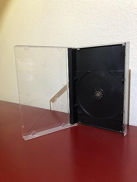 Sega Saturn o Sega - Caja de repuesto para CD PS1 (10 unidades): Amazon.es: Hogar