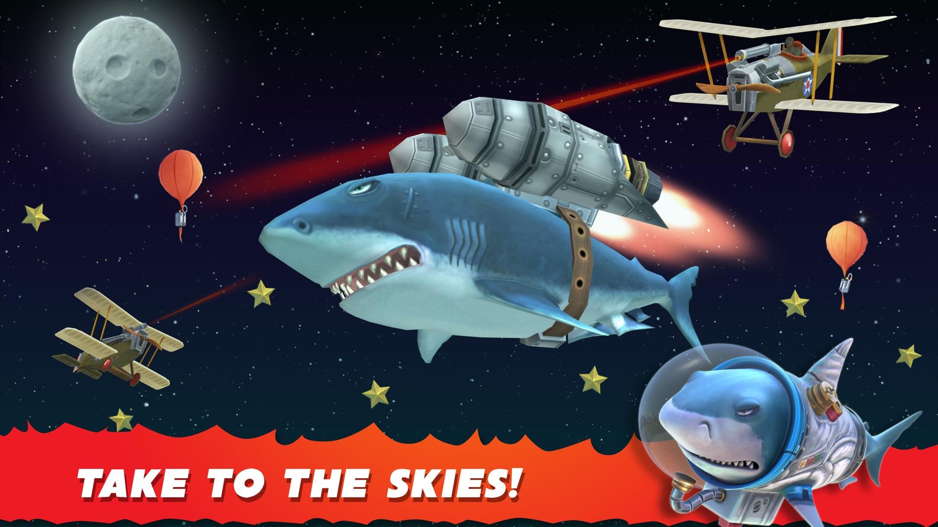 Long Island Drag Racing Amazon Store - Hungry Shark Evolution