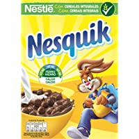 Nesquik Chocolate Flavoured Cereals, 375g - Pack of 1, 1665830