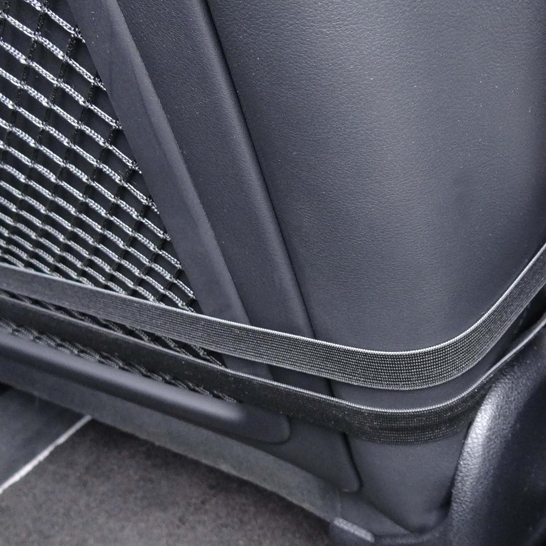 Gurt und Sitzbefestigung empfohlen f/ür Peugeot Katze oder Haustier inkl Knuffliger Autositz f/ür Hund
