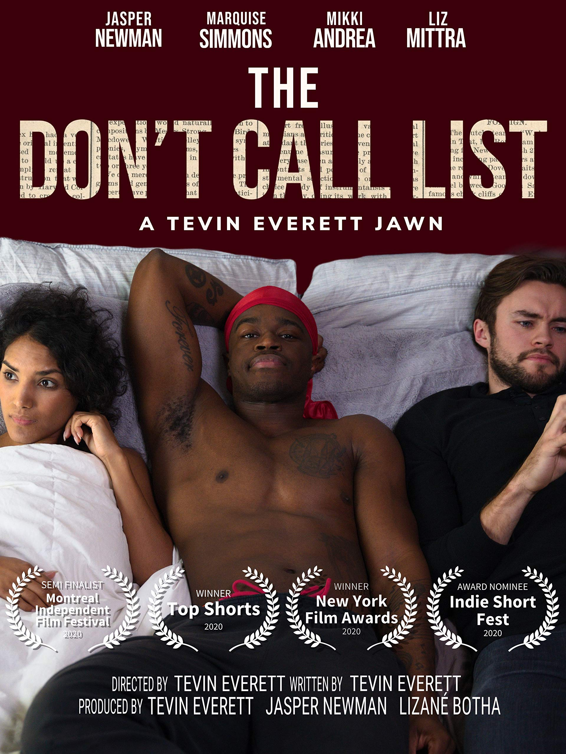 The Don't Call List on Amazon Prime Instant Video UK