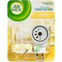 Air Wick Life Scents Electric Plug In Diffuser Vanilla & Soft Cashmere, 21ml