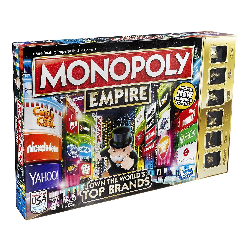 Monopoly Empire Game Hasbro B5095